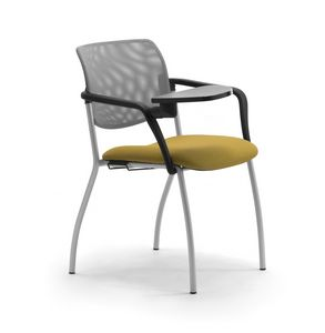 Laila 4G, Chair with armrests and writing tablet