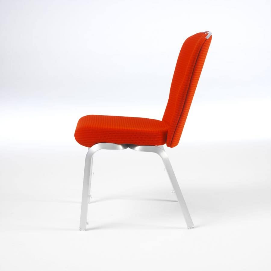 Orvia 12/2T, Convenient and handy chair for conference, can be equipped with tablet