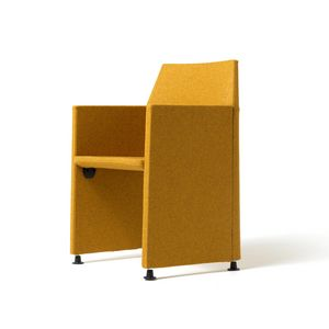 Origami, Tub Armchair ideal for conference rooms