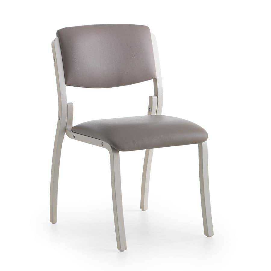 Silver Age 03 S, Comfortable chair, handy and robust, for hospital