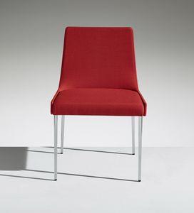 FLEET 3, Upholstered chair on legs
