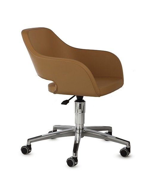NUBIA 2205, Office chair, with wheels