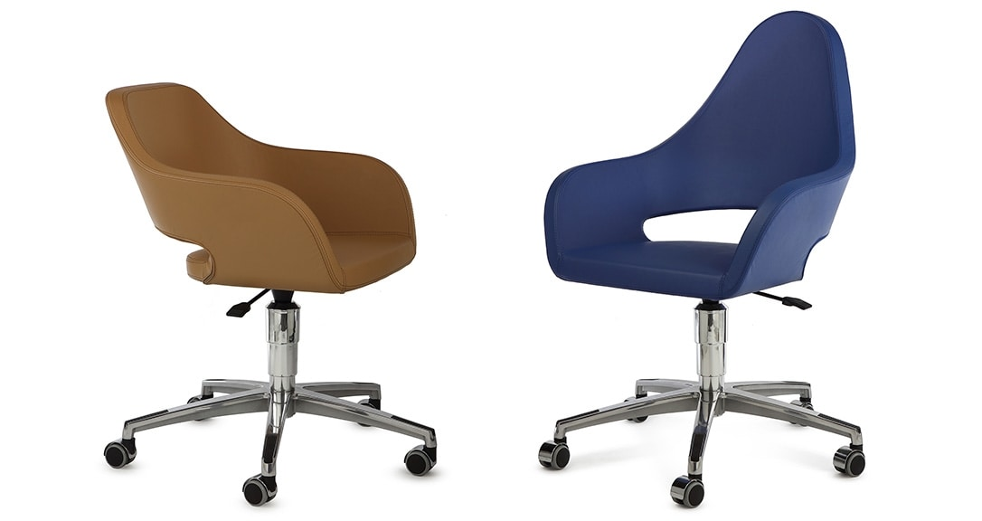 NUBIA 2305, Office chair, with wheels