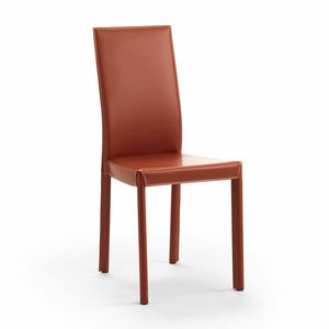 Valentina, Modern leather chair