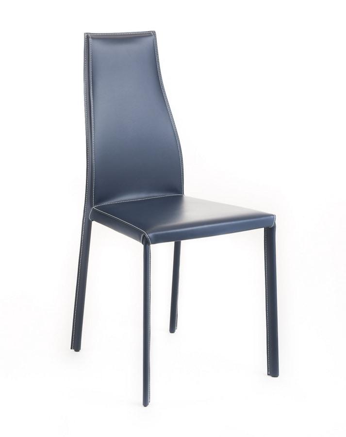 Voilà, Modern leather chair