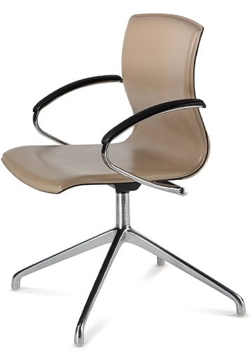 WEBTOP 399, Modern chair with armrests