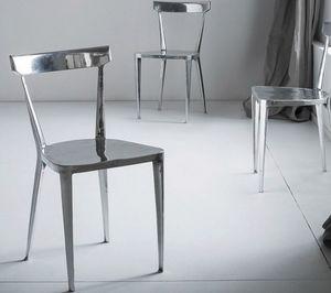 Byron, Elegant aluminum chair