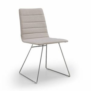 Firenze-M, Chair with sled base