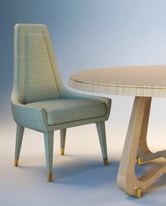 Liz, Upholstered dining chair