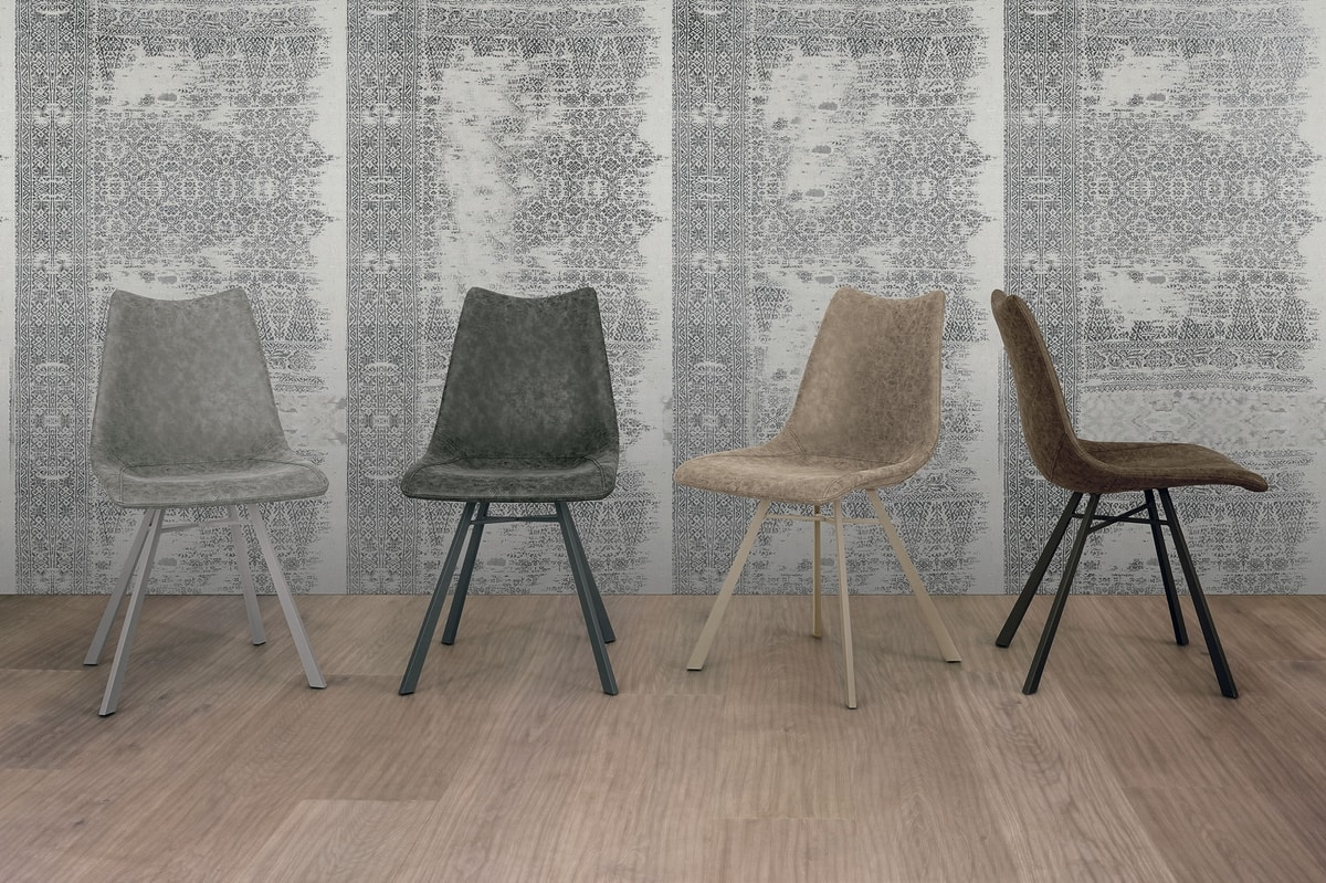 MAIORCA SE190, Chair with comfortable padding