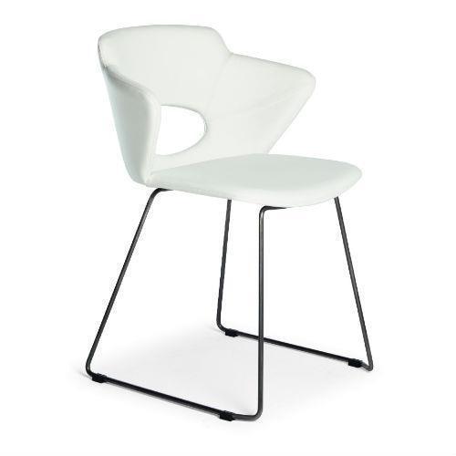 Marala, Modern chair with sled base