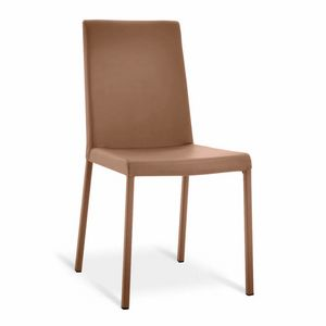 Novis, Chair fully upholstered