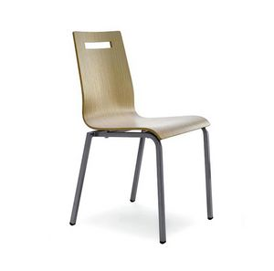 CG 77620, Metal and plywood chair