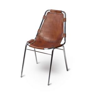 CHARLOTTE CHAIR, Leather chairs