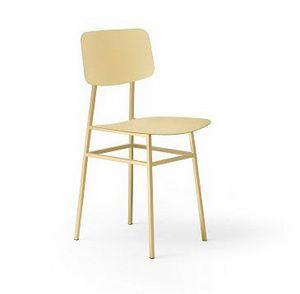 Miami Chair, Steel chair