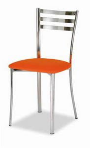Spice, Metal chair for kitchen