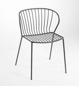 Amitha, Metal chair for outdoor