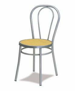 Bistrot, Sturdy chair for catering and events