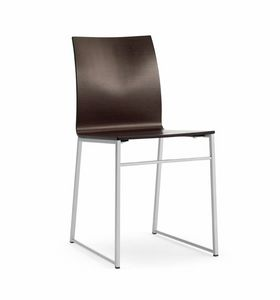 Linearsed Srl - Società Unipersonale, Chairs in metal