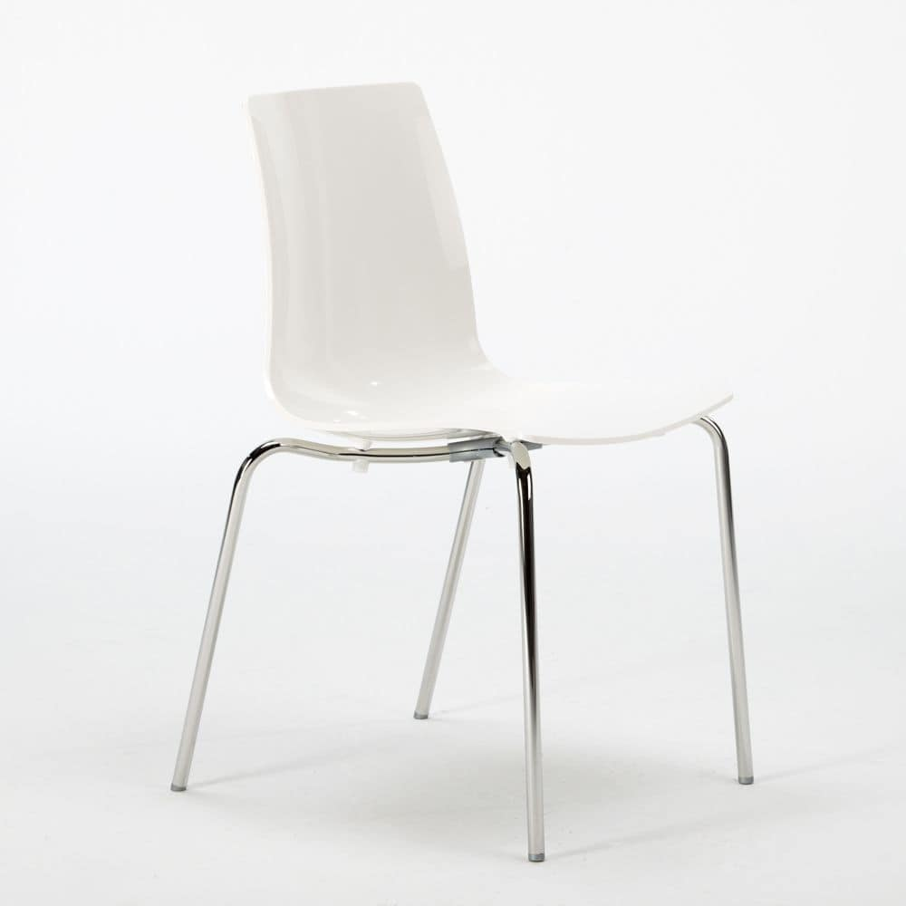 Superieur Design Kitchen Chair Lollipop U2013 S3343, Stackable Chair Without Armrests,  Made With Polycarbonate,