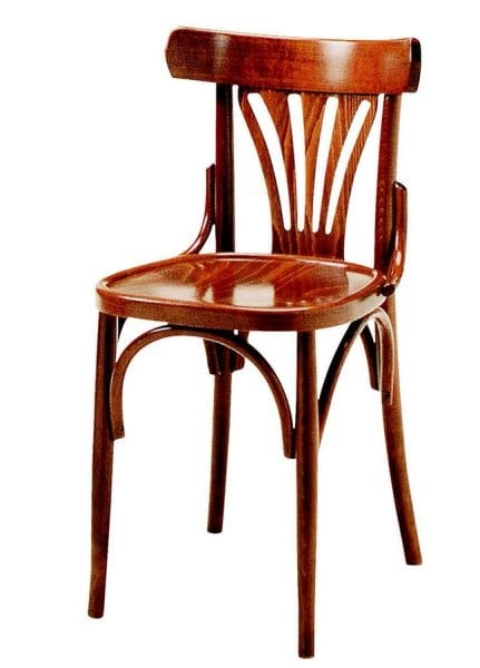 352, Wooden chair, Thonet style