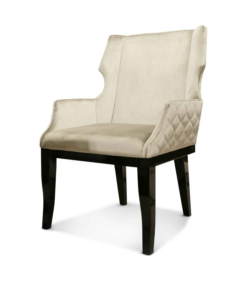 ART. 3249, Chair for luxurious dining rooms