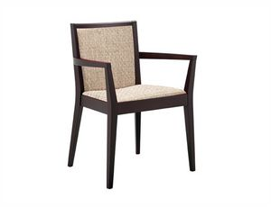 Fan 214, Dining chair with armrests