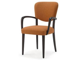 Mia-P, Chair with armrests, for dining room