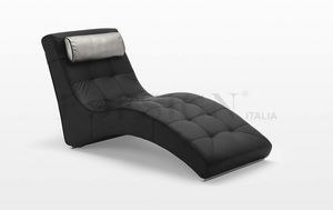 Ego, Chaise longue covered in fabric