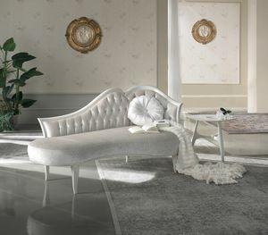 Giulietta Art. 930, Dormeuse with an elegant design