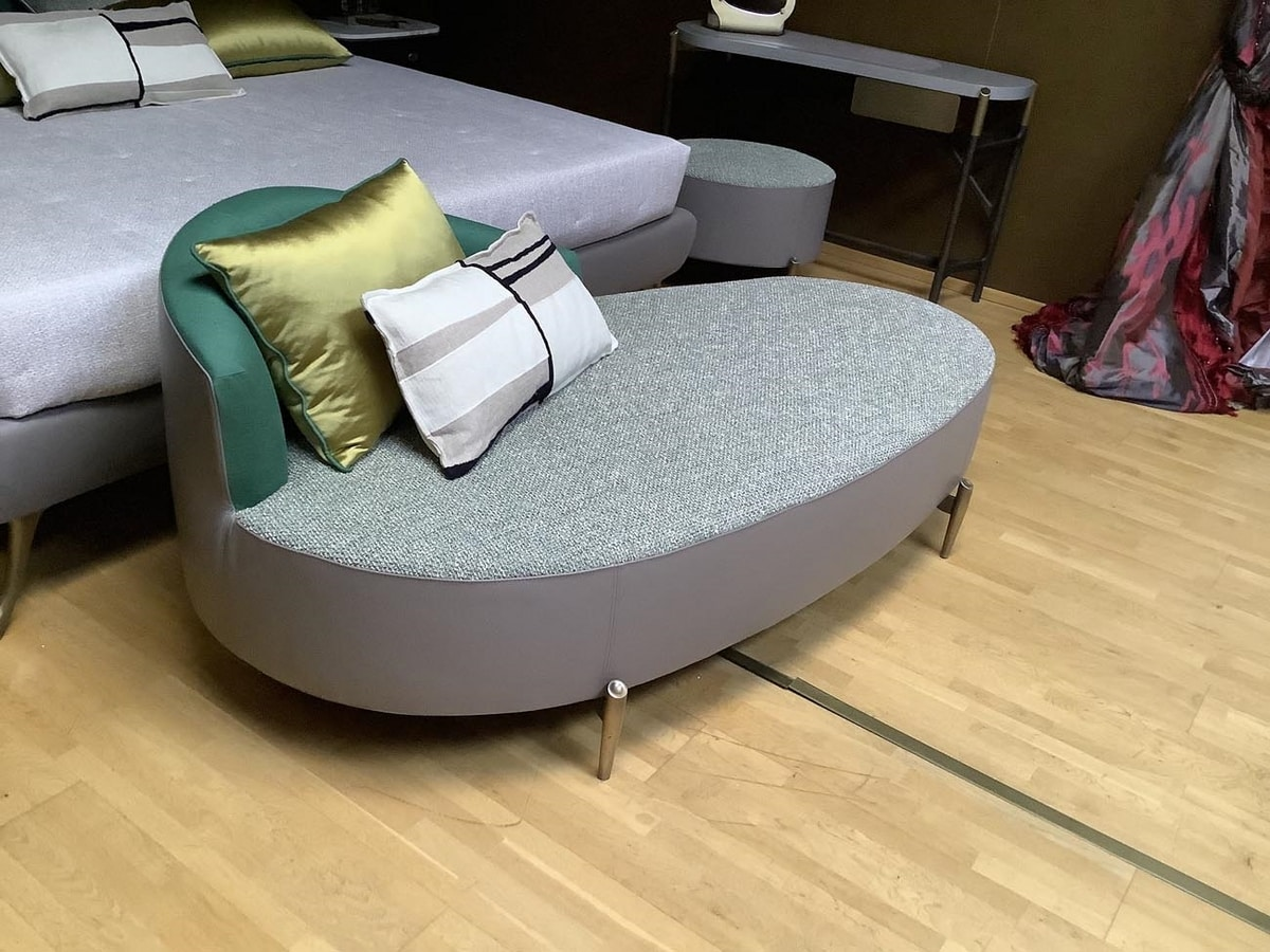 SELENE dormeuse GEA Collection, Luxurious and elegant day bed