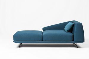 Trays, Elegant dormeuse inspired by the 50s design