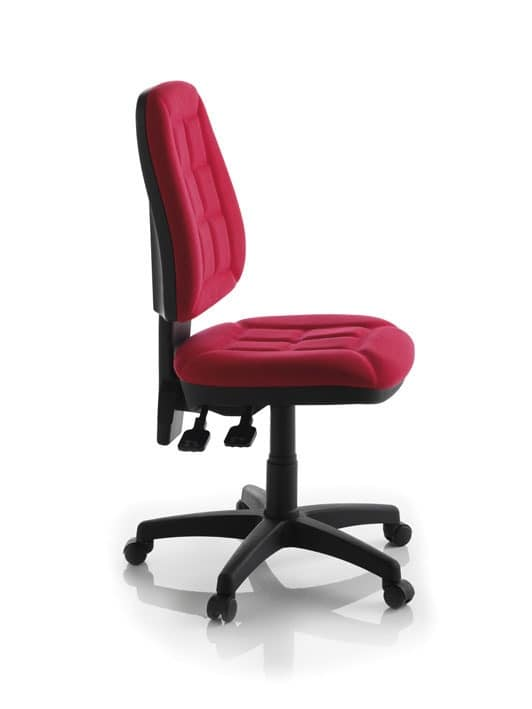 Robin 01 Sy Task Chair With Wheels For Office And Call Center