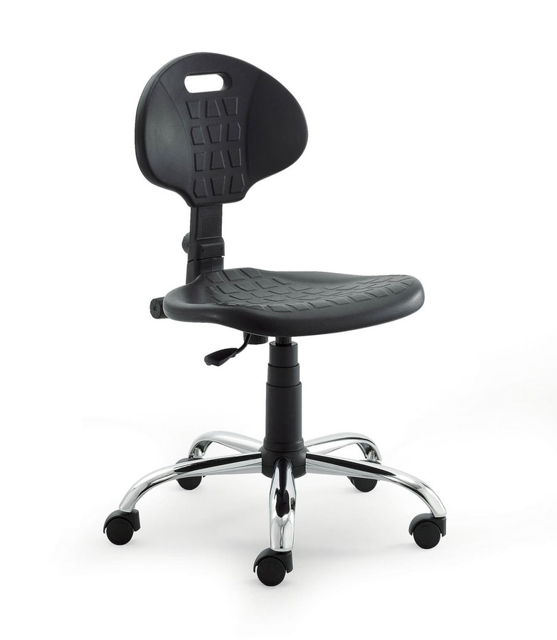 UF 426, Chair with polyurethane seat and back