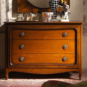Albi VS.1052.A, Louis XV chest of drawers with four drawers
