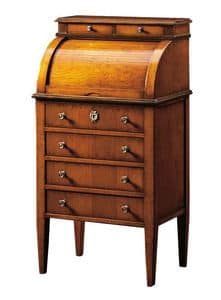 Alice FA.0061, Cylindrical chest of drawers, in old style