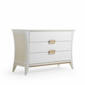 Ambra Art. 470, Dresser with a flared profile