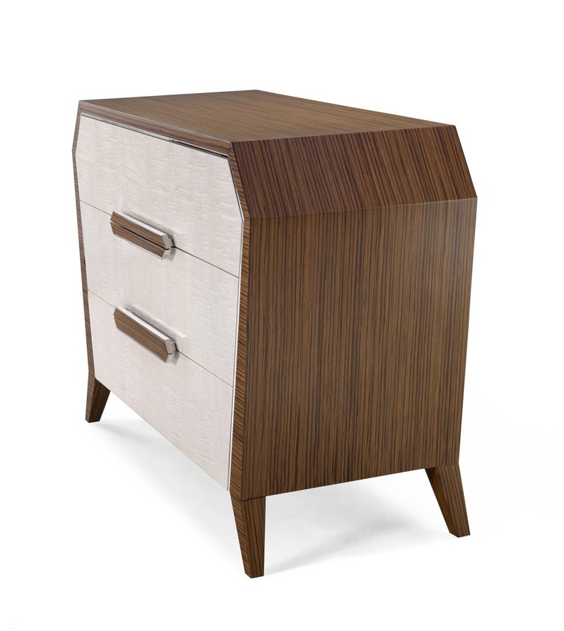 AN 742 P, Dresser with geometric lines