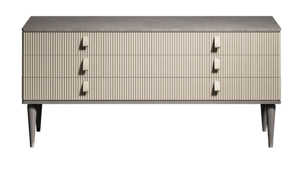 Cocoon Art. C311, Low chest of drawers for bedroom