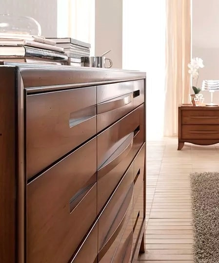 Cristina, Chest of drawers in wood