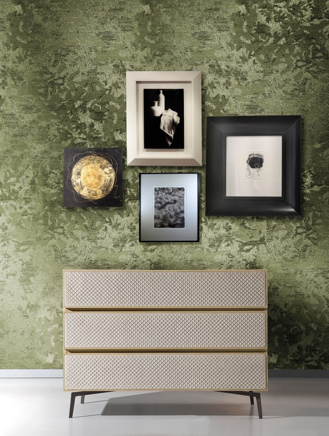 Eos Art. E0011-G, Dresser with quilted front