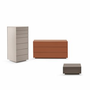 Lato chest of drawers, Chest of drawers with essential design
