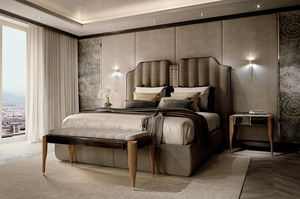 LEXINGTON AVENUE Dresser, Luxury dresser with marble top