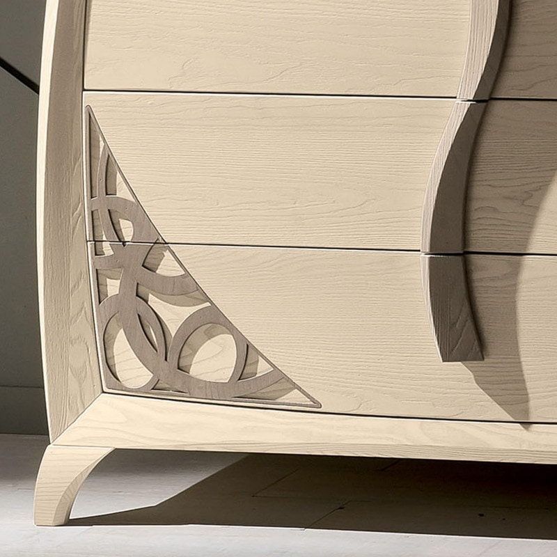Luna LUNA5101, Dresser with decorative fretwork