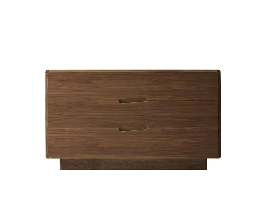 Malibù 1272/F, Dresser with minimal lines