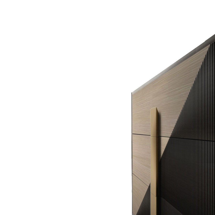New Harmony Art. H0013, Dresser with a geometric design
