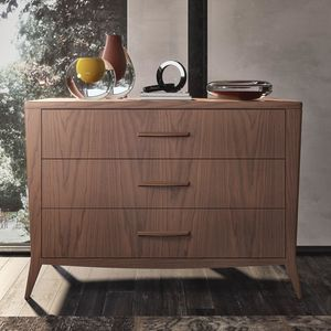 Nova NOVA1302T, Modern wooden chest of drawers