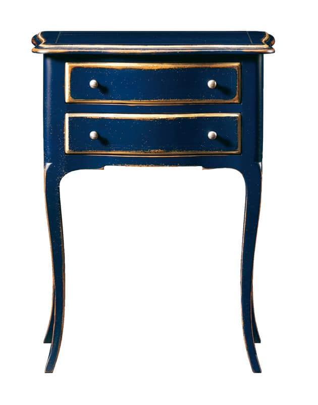 Oreste FA.0074, Chest of 2 drawers, antique-style