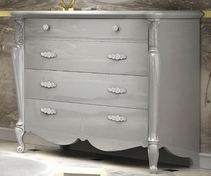 Smeraldo Art. 5305, Contemporary classic chest of drawers