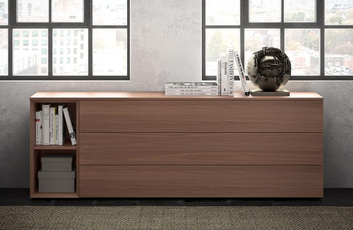 Spazio, Modular system for bedrooms